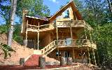 Brand NEW Prowfront Cabin w/ Amazing Long Range National Forest Views.Finished Model Homes to Preview in the Immediate Area. BEST LOCATION off Weaver Creek.Foundation Poured. Framing Soon. Ready for Y