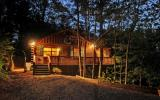 ESCAPE THE CITY- Come to MOONSHADOW and live on MOUNTAIN TIME! The Views at MOONSHADOW are Long Range and Spectacular! This Perfectly Maintained Cabin is Just the Escape You and Your Family/Friends Ar