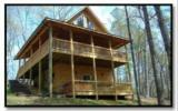 Well Built Log Home Located in Coosawattee River Resort. A Mountain Community with Lots of Amenities, Tennis, Equestrian,Indoor/Outdoor Swimming Pools, Exercise Facilities, Recreation Center, River Ac