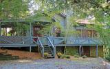 DEEDED TOCCOA RIVER ACCESS WALKING DISTANCE!!!!This home sits on a knoll above the river with river views and a gorgeous mountain view!!! Take a walk back into time as this fishing lodge offers all th