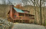 You have found the PERFECT Getaway!! This 2 Bedroom, 2 Bath Turn Key cabin is nestled in the Aska Adventure Area. Beautifully Decorated, Large Decks, Open Floor Plan, Basement is stubbed for 3rd bathr