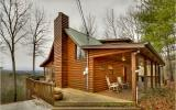 The largest cabin with the biggest layered Blue Ridge mountain view for under $250,000! Sleeps 8 in beds, 3 levels of finished all-wood space, 3BR/3BA, open living/dining/kitchen w/ a massive soaring