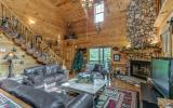 Very private, custom 3/3 cabin style home (2861 sq. ft.) with hard to find storage/closet space on all levels. This home sits on 2.47 acres with a small branch bordering two sides and a pond view. Lon