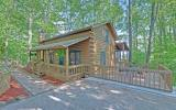 Beautifully updated fully furnished mountain retreat feels like home the moment you walk in. Turn-key, perfectly move-in ready cabin, this is it! Open floor plan features lg inviting family room w/ wo