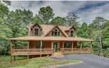 Rustic elegance abounds in this 4BR/3BA home featuring: great room w/vaulted ceiling, fireplace w/gas logs, beautiful oversized windows providing lots of natural light, wood floors, granite countertop