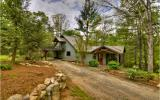 Rare Gem, 13 acre horse farm, totally remodeled 4BR/3BA farm house, almost new (2013) 1BR/1BA guest house, with a sparkling mountain trout stream running the entire length of the property. Remodeled f
