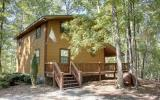 LOCATION LOCATION LOCATION! Less than 5 minutes from downtown Blue Ridge and all its amenities! FULLY FURNISHED established rental with Mountain Laurel Cabin Rentals. Charming two bedroom two bathroom