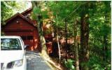 Enjoy breathtaking views & seclution of nature on this quiet acre w/ wrap around wide deck & screened porch. Very well built & only used by family (not a public rental) log cabin in Cherry Log (tax re