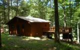 Truly a Rare Find with USFS Frontage. This Private 2 Bed/ 2 Bath Cabin is Nestled in the Woods and Backs up to Forest Service. Recently Renovated, so it is Perfect for Full Time Living or a Vacation G