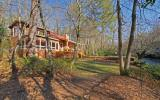 FANTASTIC LOCATION! This gorgeous stretch of the Cartecay River is just perfect, whether you want to laze by the water listening to the whitewater noise, fish from the dock, or grab some tubes & head