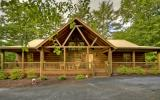 Meticulously maintained 3BR/2BA ranch style cabin in Buckhorn Estates. You will love the great room w/soaring cathedral ceiling, Australian cypress floors, oversized windows, stone fireplace w/gas log