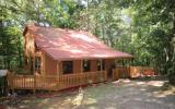 COUNTRY CABIN ON OVER AN ACRE W/ A CREEK! AND....PRICED TO MOVE FAST! What more could you ask for? Recently stained, this one comes fully equipped w/ all kitchen appliance and even Washer and Dryer. M