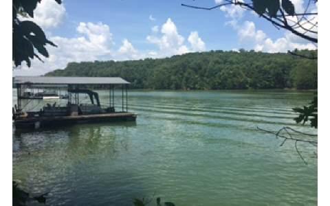 245400 Blairsville Lake Front Lot