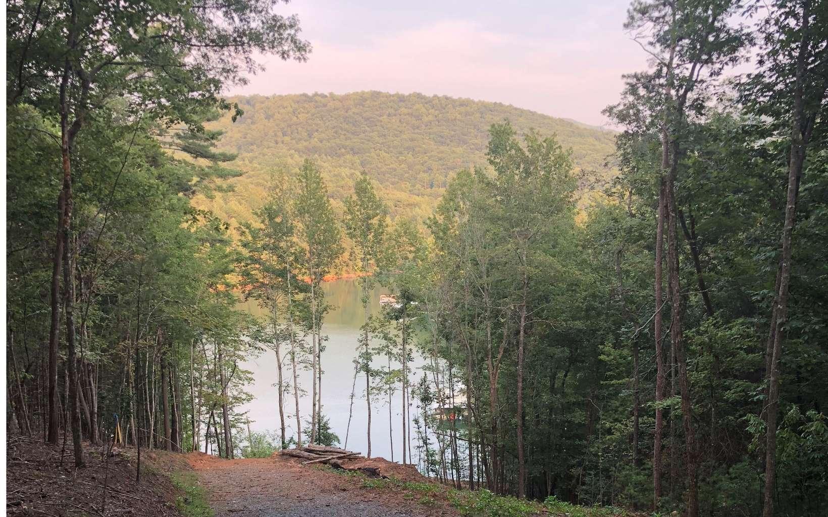 286200 Blue Ridge Lake Front Lot