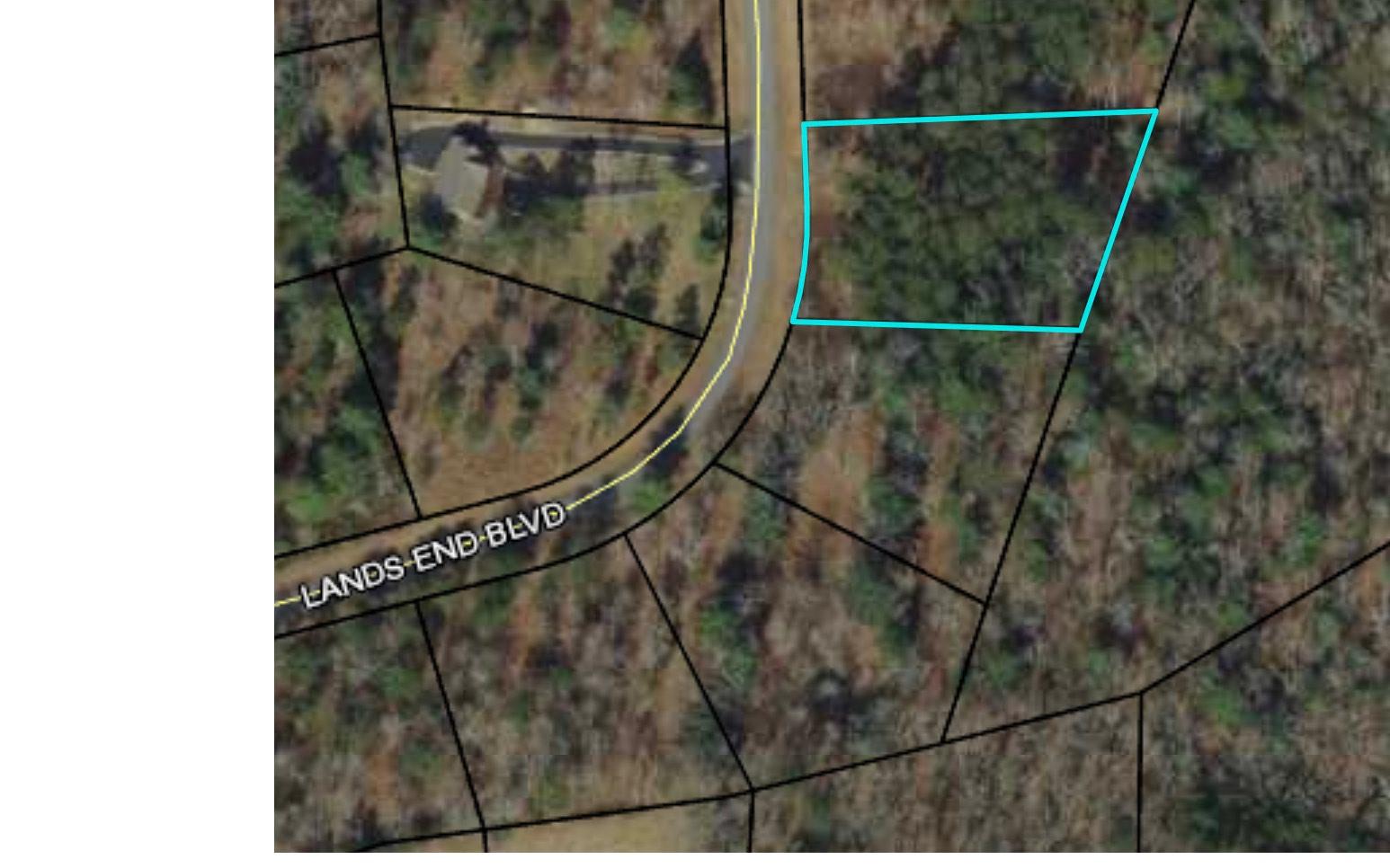 304504 Blairsville Lake Access Lot