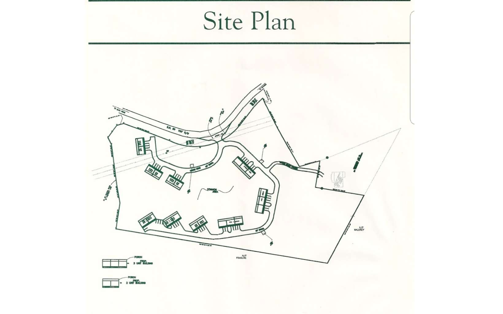 309504 Suches Subdivision being developed