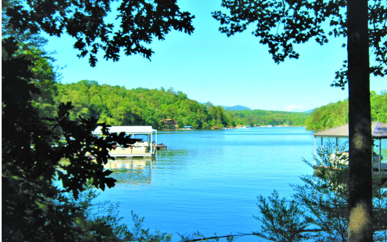278805 Blairsville Lake Front Lot