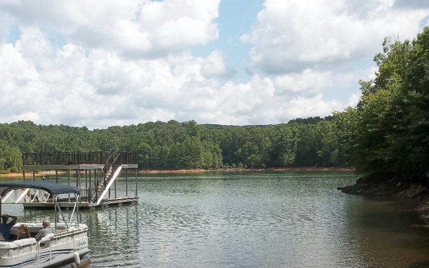 249406 Blairsville Lake Front Lot