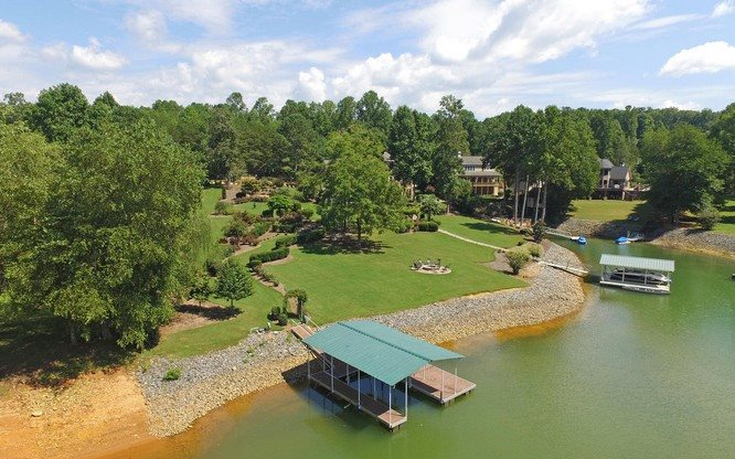 268706 Young Harris Lake Front Lot