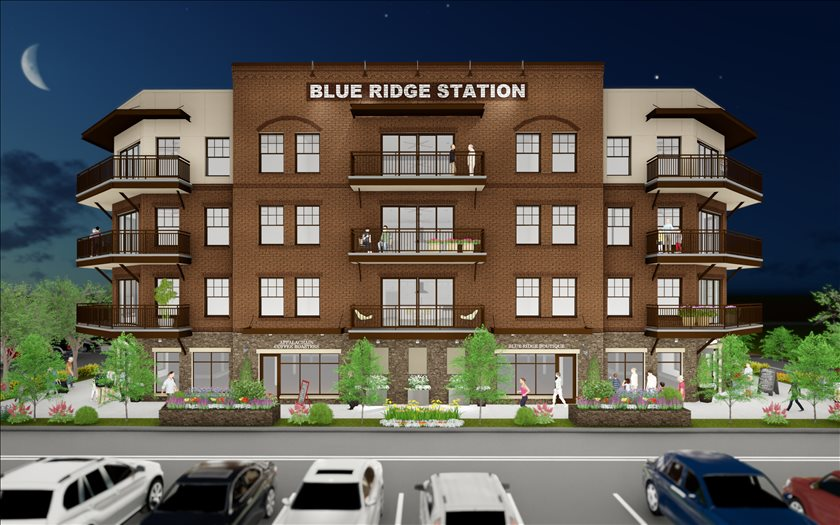 276006 Blue Ridge Condominium