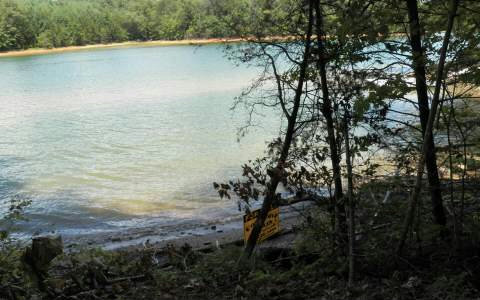 246911 Blairsville Lake Front Lot