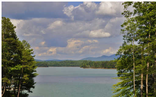 235413 Blairsville Lake Front Lot