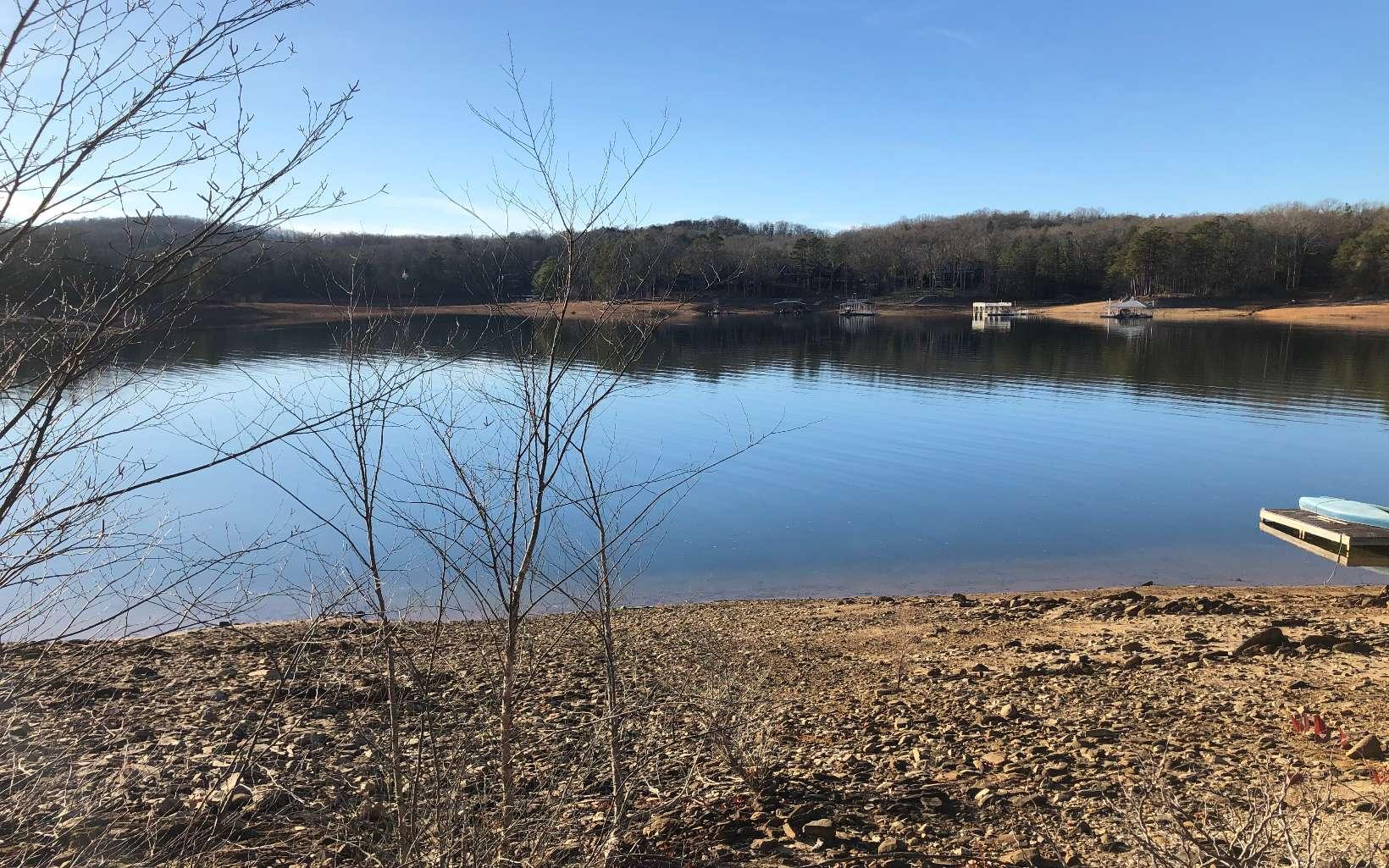 294213 Blue Ridge Lake Front Lot