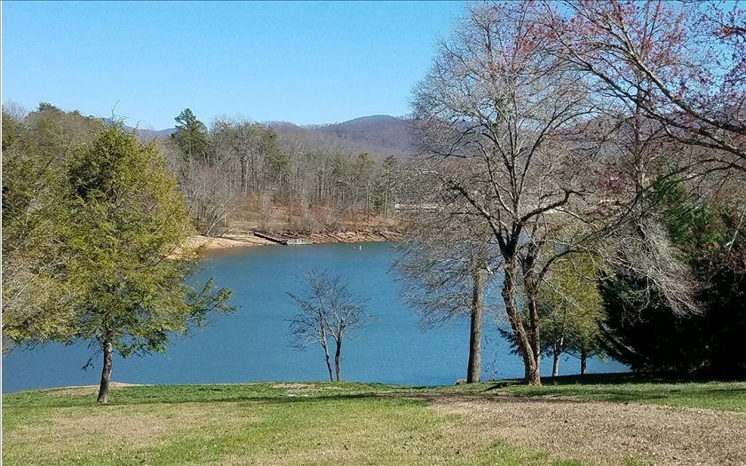 275914 Hayesville Lake Front Lot
