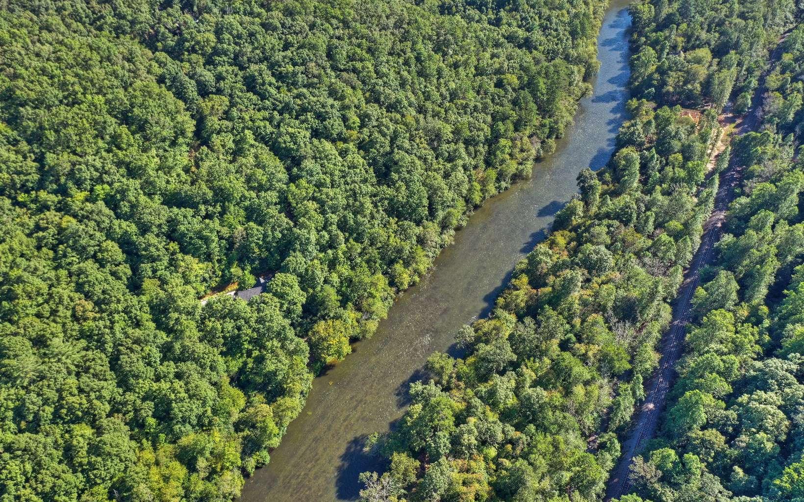 291216 Blue Ridge River Front