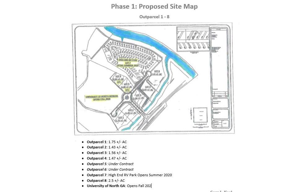 297618 Blue Ridge Commercial Lot