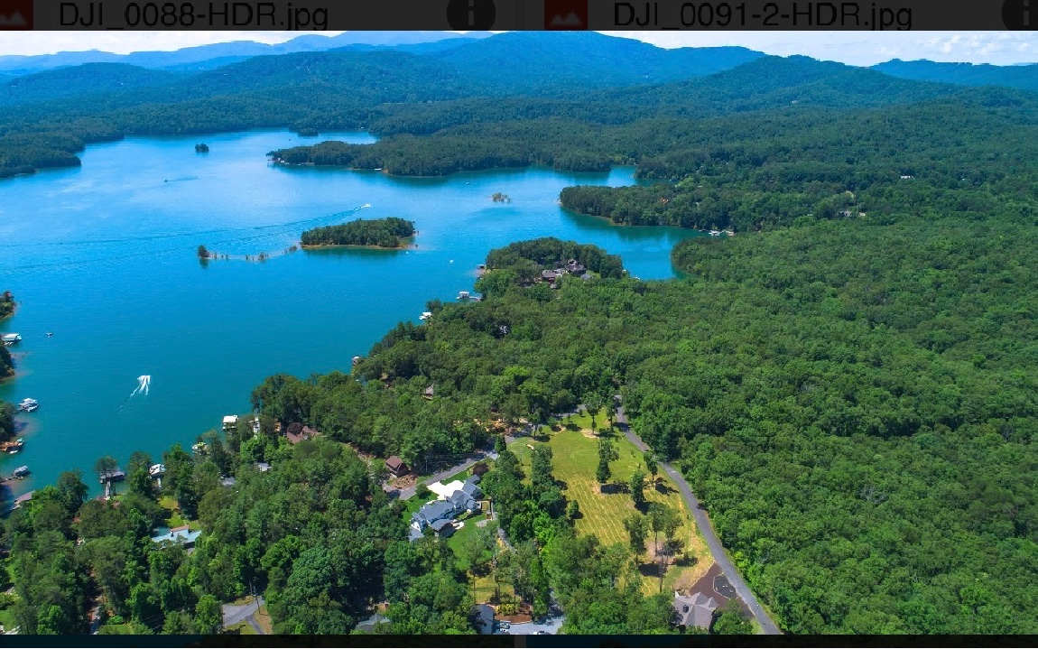 298518 Blue Ridge Lake Front Lot
