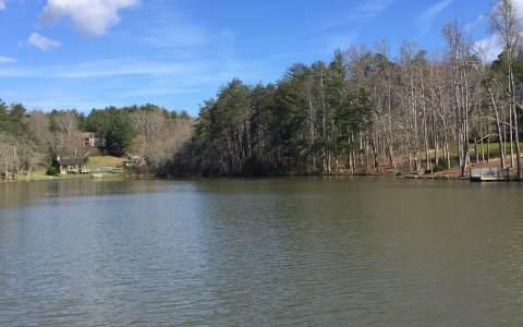 271121 Blairsville Lake Front Lot