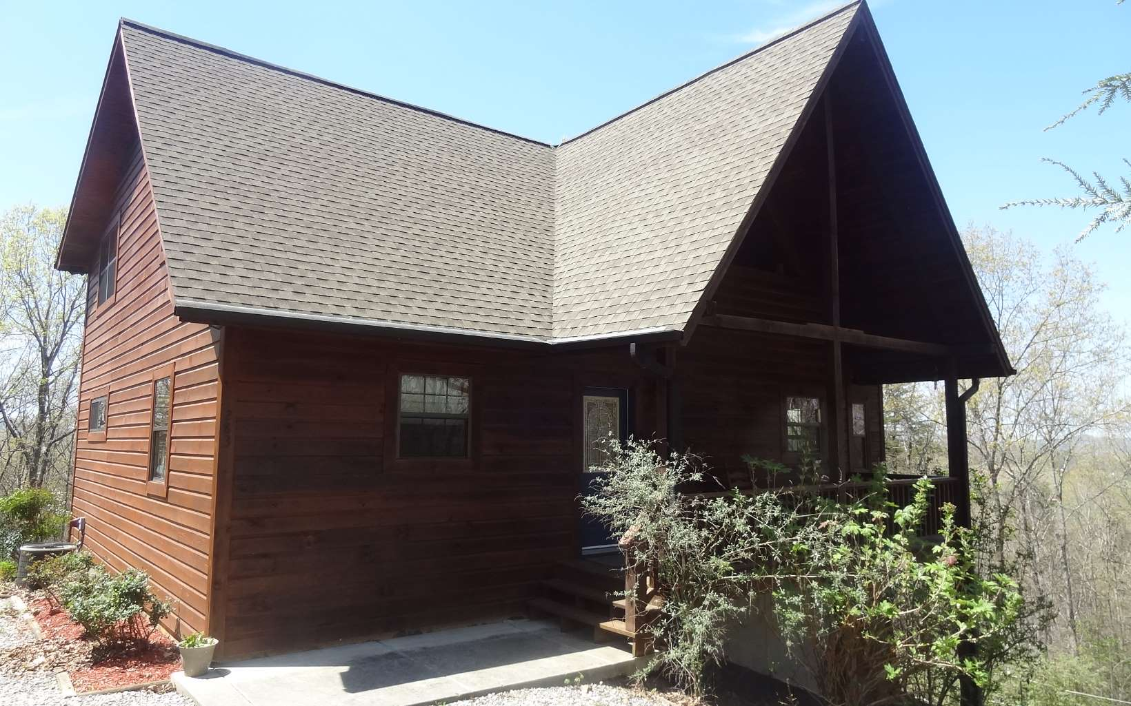 blairsville mountain north log cabins sale listingsmtnviewhomesblairsville georgia view for