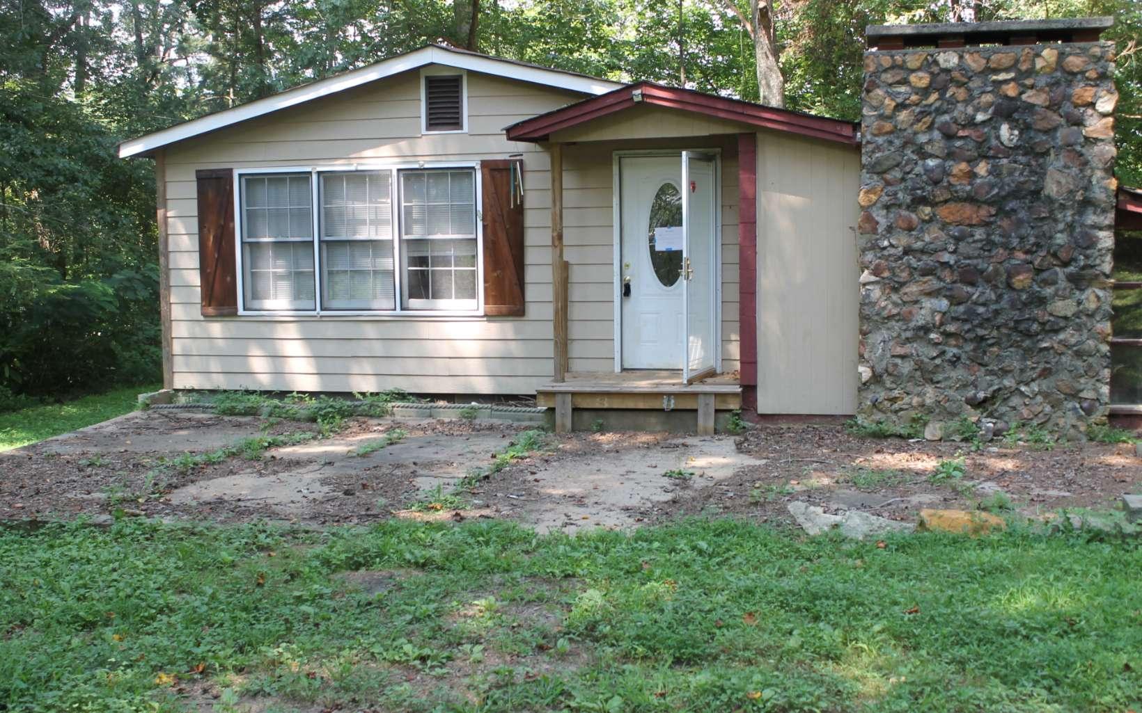 North Georgia Mountain Foreclosure Cabins/Homes