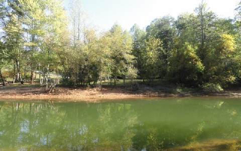 214622 Hiawassee Lake Front Lot