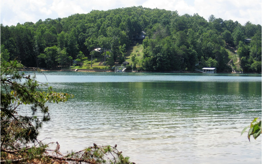 260223 Blairsville Lake Front Lot