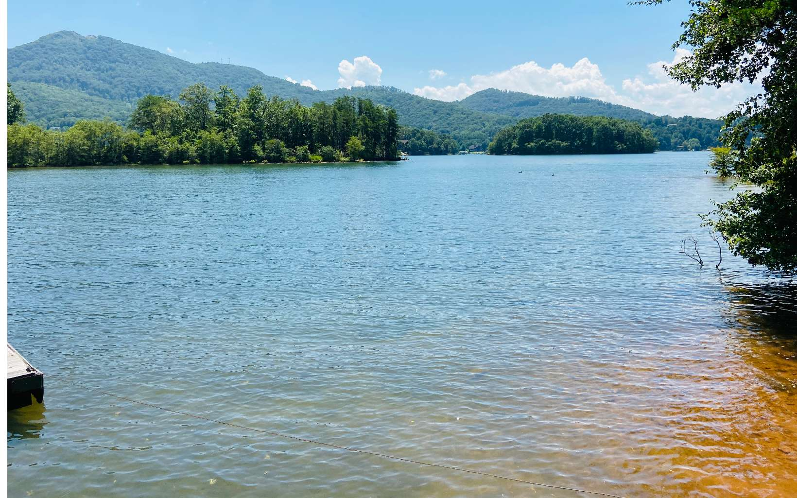 299523 Hiawasee Lake Front Lot