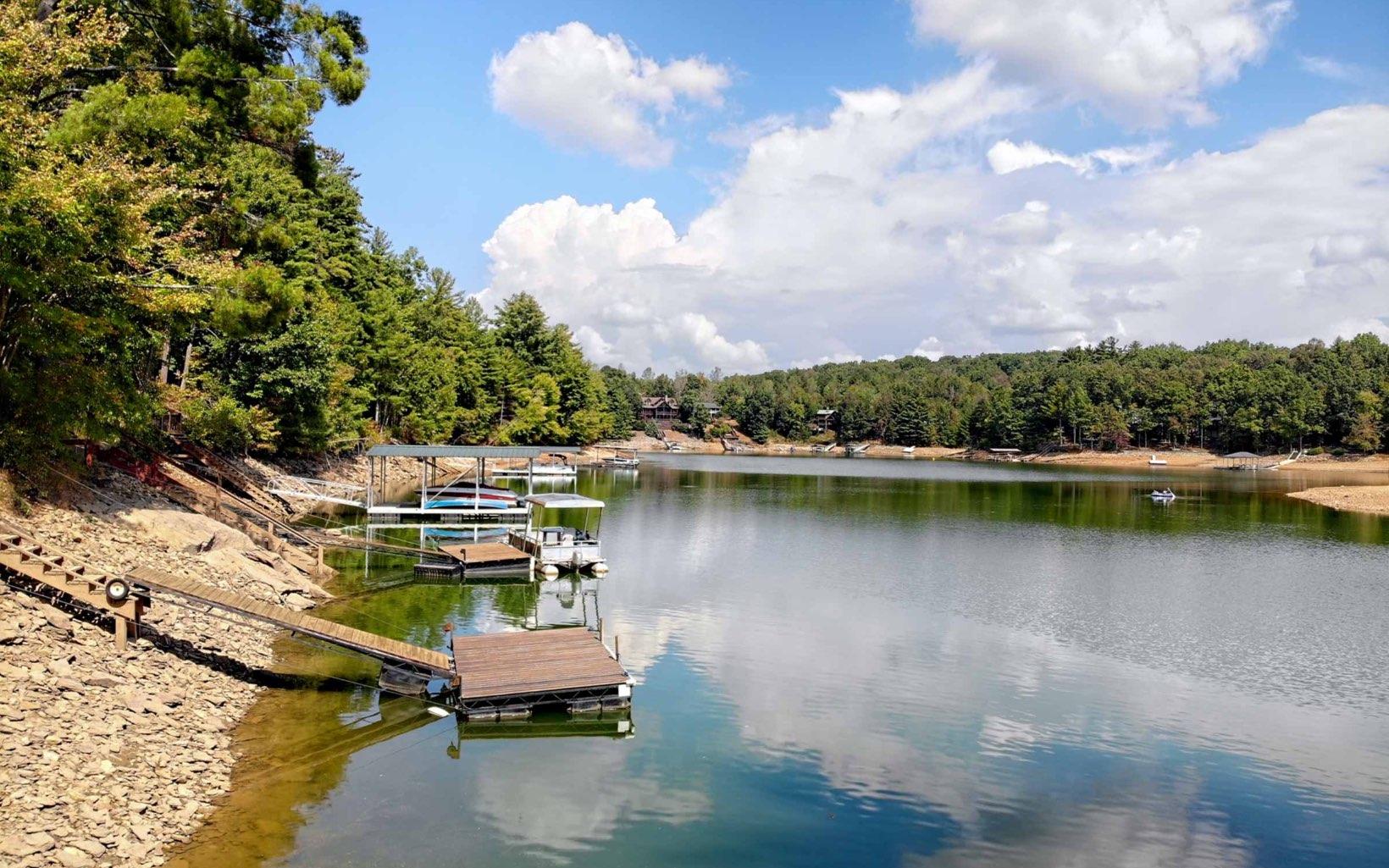 309024 Blairsville Lake Front Lot