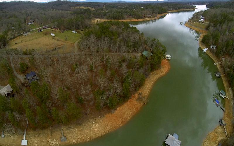 271625 Blairsville Lake Front Lot