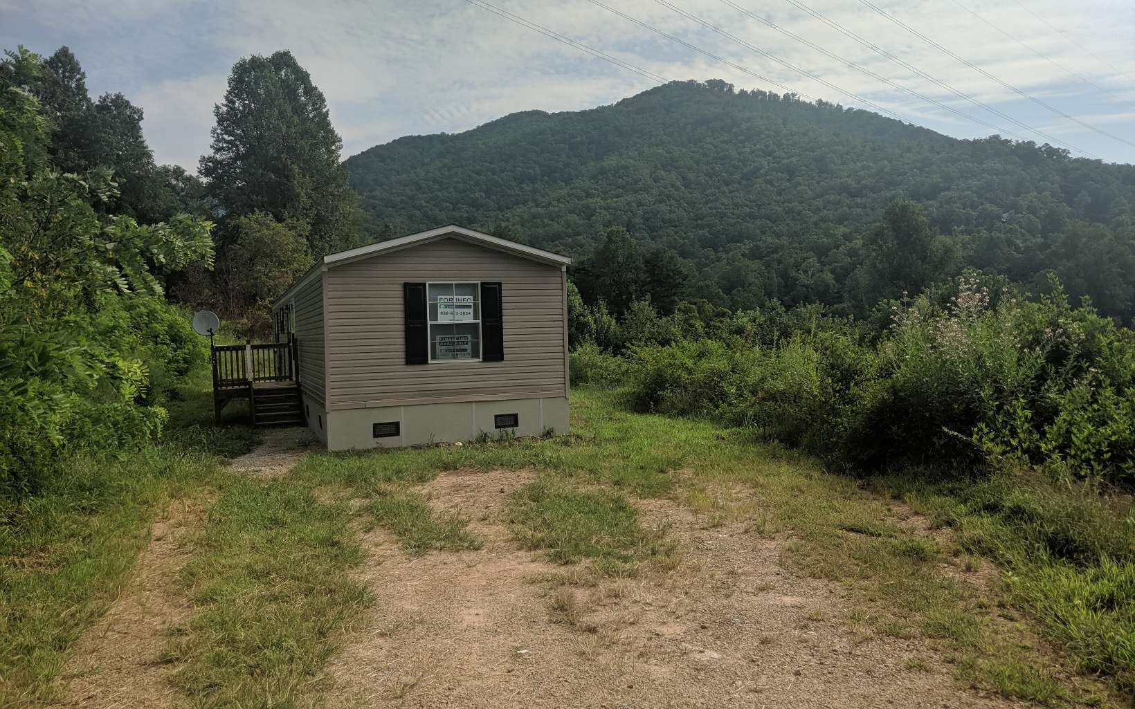 North Georgia Mountain Foreclosure Cabins/Homes