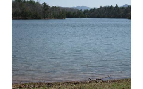 209630 Blairsville Lake Front Lot