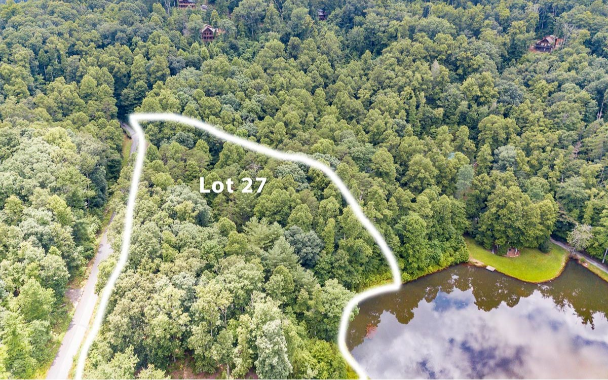 279930 Blue Ridge Lake Front Lot