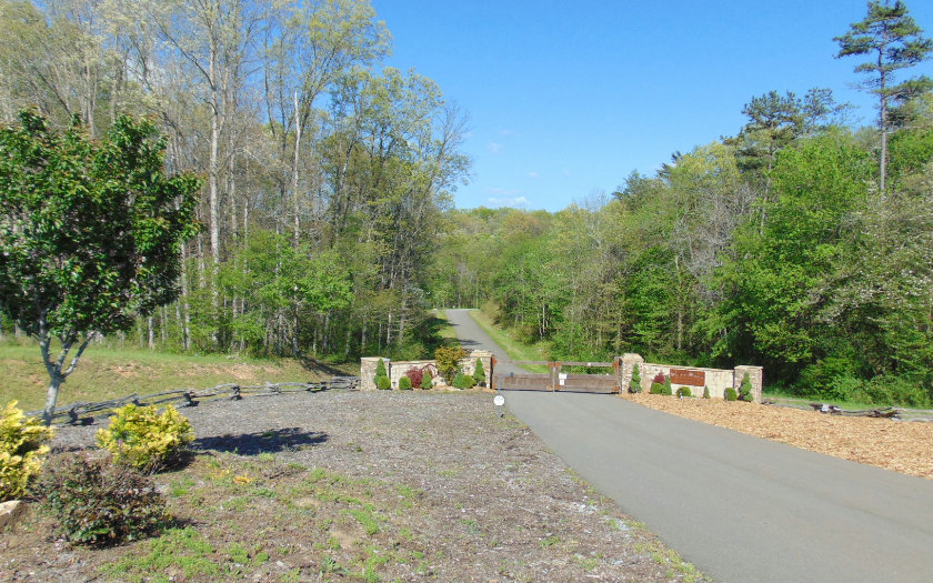 257831 Blue Ridge River Access Lot