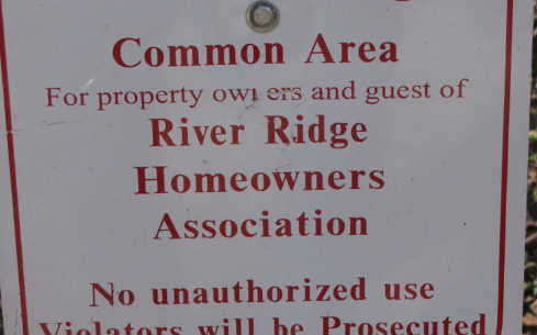 272834 Blue Ridge River Access Lot