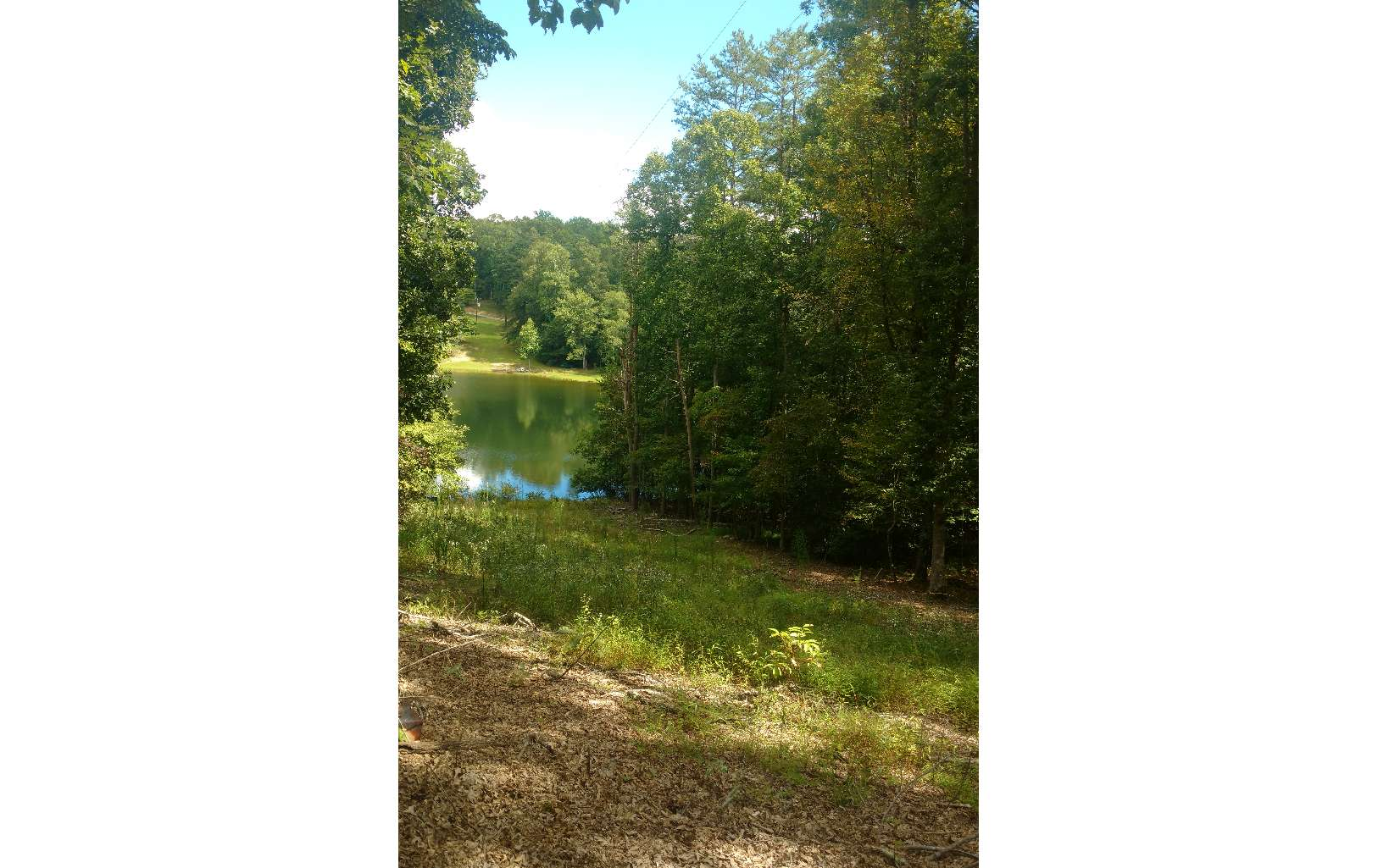 275234 Morganton Lake Front Lot