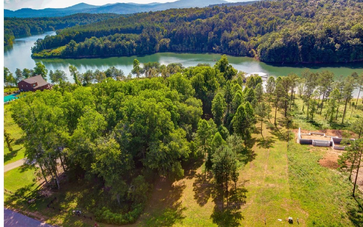 308634 Blairsville Lake Front Lot