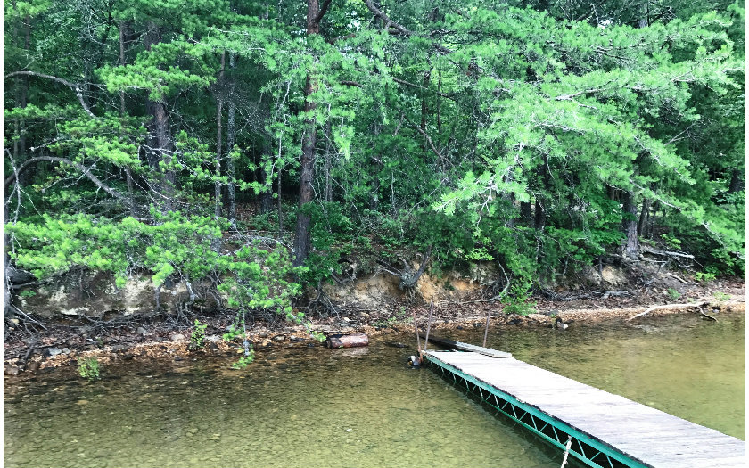 269437 Morganton Lake Front Lot