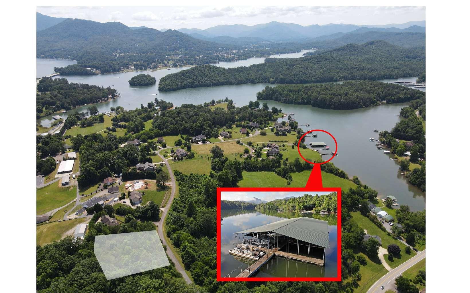 308737 Hiawassee Lake Access Lot