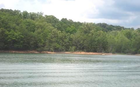 222339 Blairsville Lake Front Lot