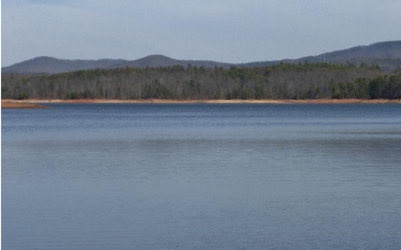 265239 Blairsville Lake Front Lot